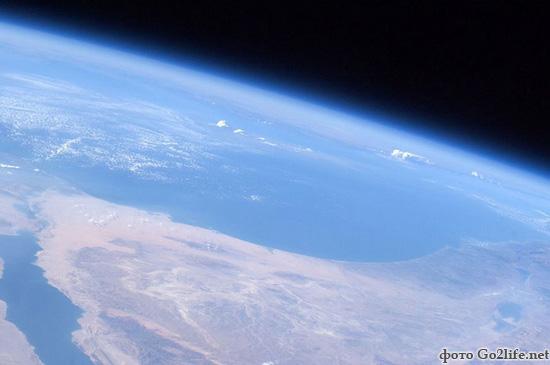 Земля з космічної орбіти