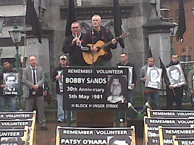 Ige phoblachtach sinn fin republican youth 2011 todays commemoration remembered irelands hunger strikers and i was particularly honoured to listen to malachy mccreesh and seanna walsh who spoke of their malvernweather
