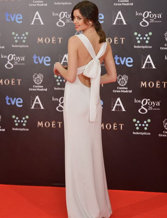 Gala Goya 2014 photocall