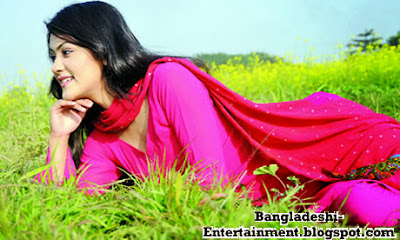 Bangladeshi Model Actress Shaina Amin