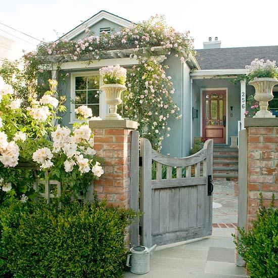 Dep sito santa mariah entrada de casa caprichada - Entrada de casas ...