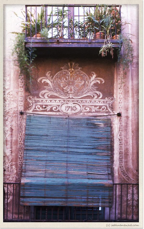 Psynopsis Barcelona Balcony Window