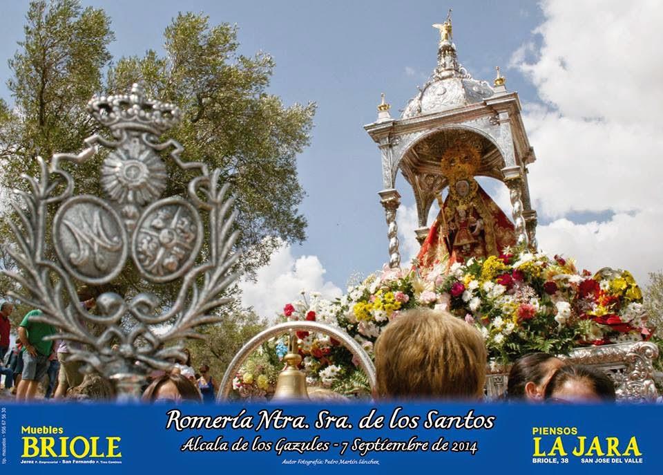 ROMERÍA DE NTRA. SRA. DE LOS SANTOS - 7 DE SEPTIEMBRE 2014