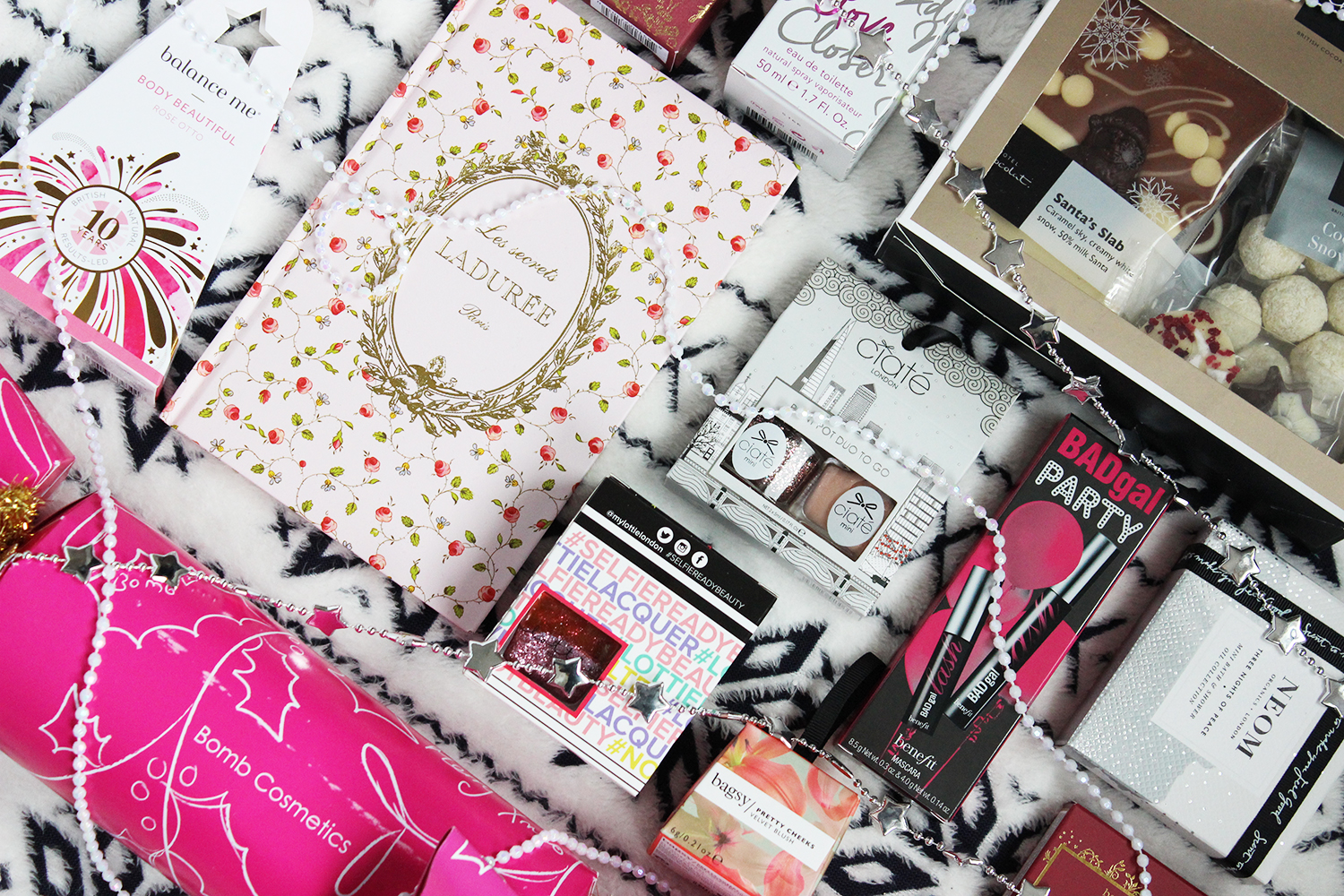 Christmas beauty gifts for her