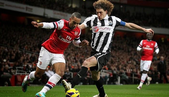 Newcastle vs Arsenal en vivo