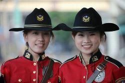 Taiwan Cops