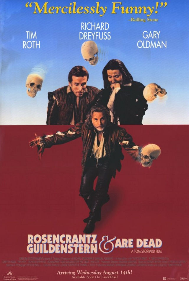 an overview of rosencrantz and guildenstern are dead a play by tom stoppard Rosencrantz and guildenstern are dead (tom stoppard) and millions of other  books  stoppard plays with language, belief, classic characters, life and death.