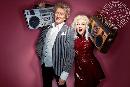 2018 Rod Stewart W/ Special Guest Cyndi Lauper