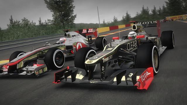 F1 la demo ya disponible de este año