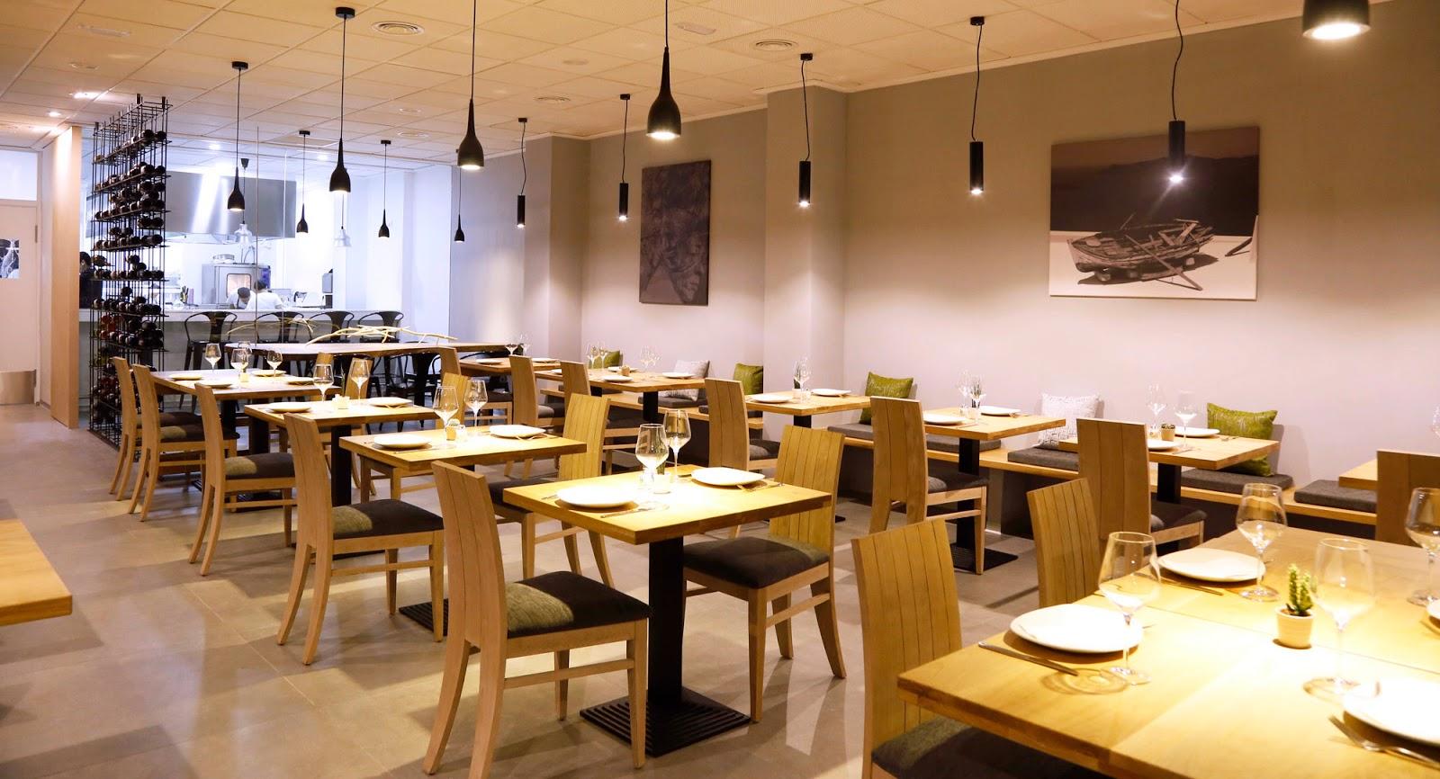 Restaurante Brel - vista comedor