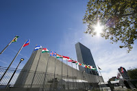 United Nations (Credit: Dominick Reuter/Getty Images) Click to Enlarge.