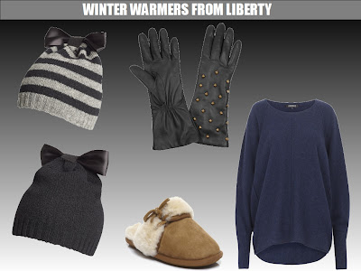 Liberty's Winter Warmers Collection
