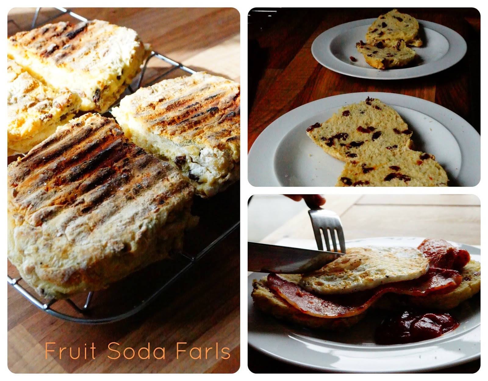 Fruit Soda Farls - 'growourown.blogspot.com' ~an allotment blog