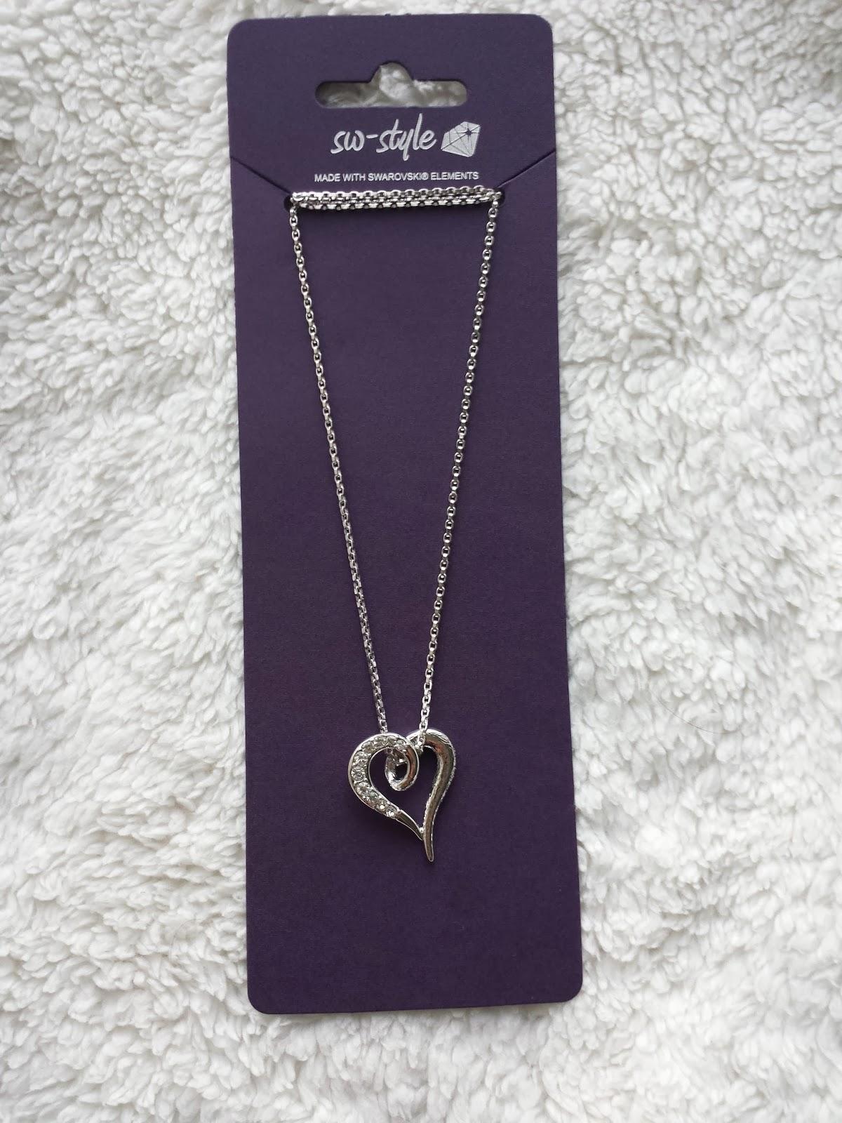 Swarovski náhrdelník :)