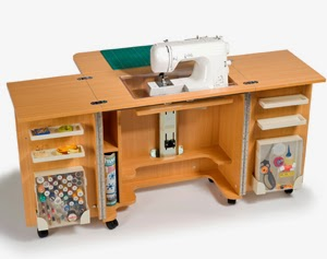 Brother Sewing Machine Cabinet
