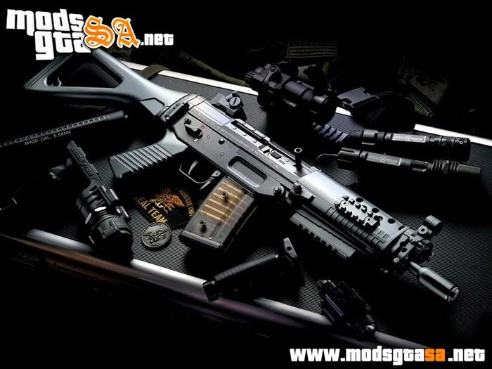 SA - Super Pacote de Armas em HD