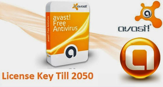 avast antivirus full license key