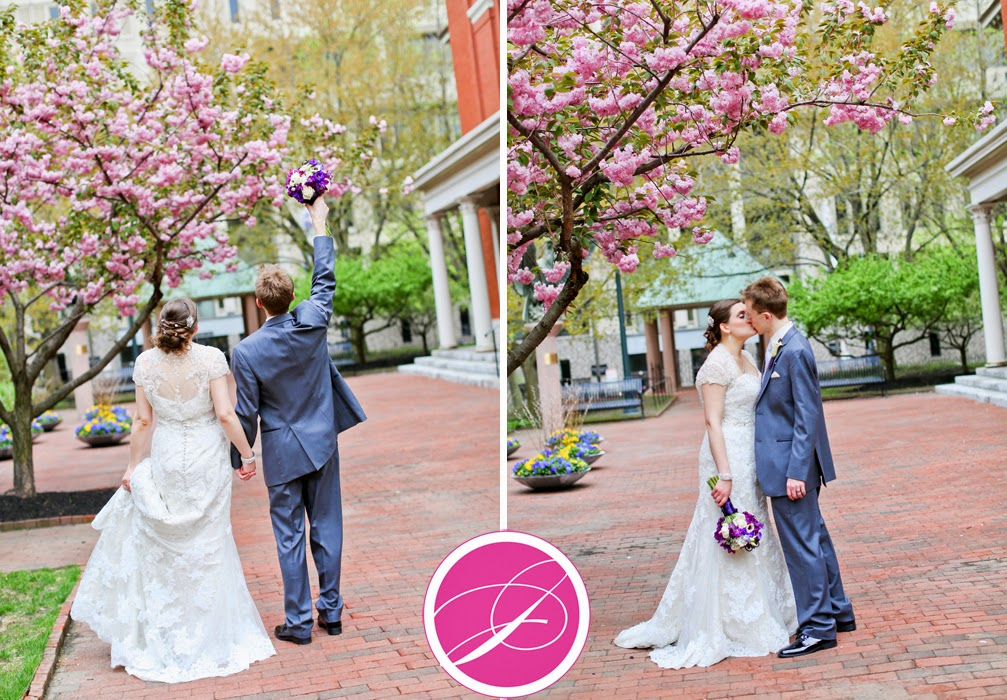 Gillespie center wedding