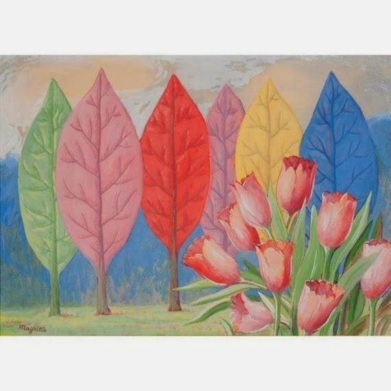 Galerii de arta ren magritte 21 noiembrie 1898 15 august 1967 pictor s - Le langage des couleurs ...