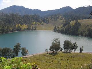 8 Danau Dengan Letak Paling Tinggi di Indonesia