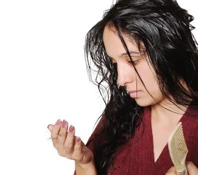 Mencegah Rambut Rontok Dengan Nutrisi Ini