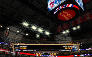 NBA 2K13 NBA on TNT Mod Logo Patch