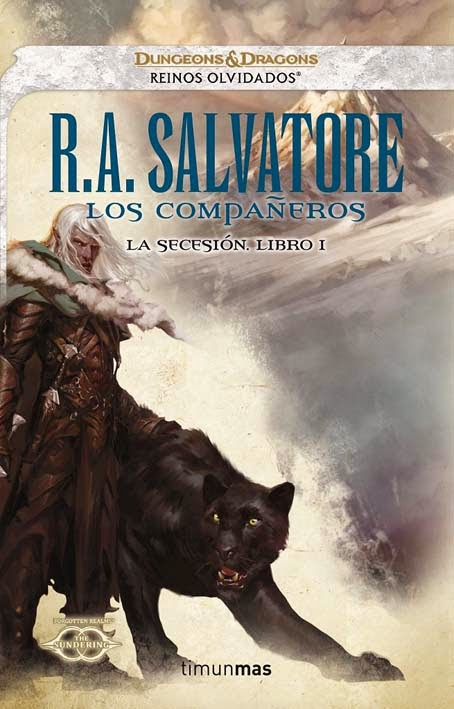 Los compañeros de R. A. Salvatore