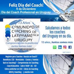 9 Diciembre Día del Coach en Uruguay