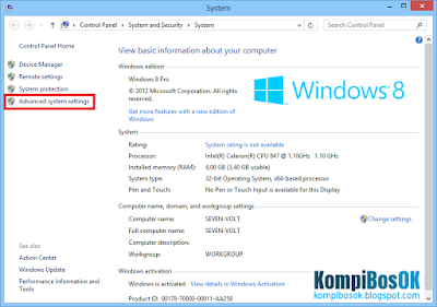 3 Cara Menghemat Baterai Laptop Windows 8 dan Windows 7