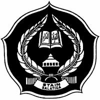 logo STAIN Salatiga hitam putih