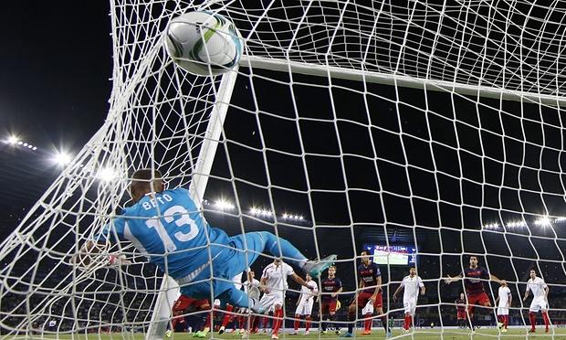 barcelona juara uefa super cup 2015
