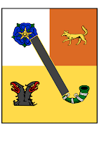 Banner of the Imperial Scout Service (Detached-Titanium)