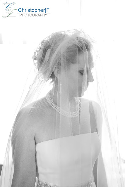 Bridal Portrait Window