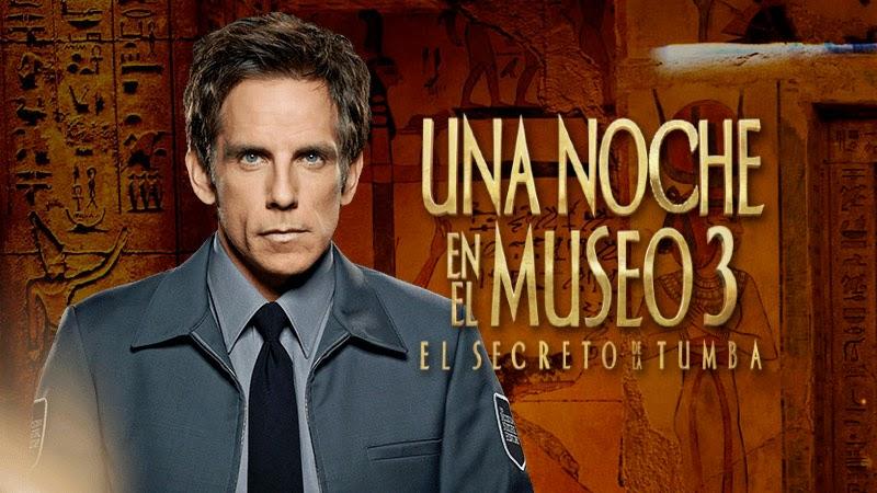 Trailer una noche en el museo 3.