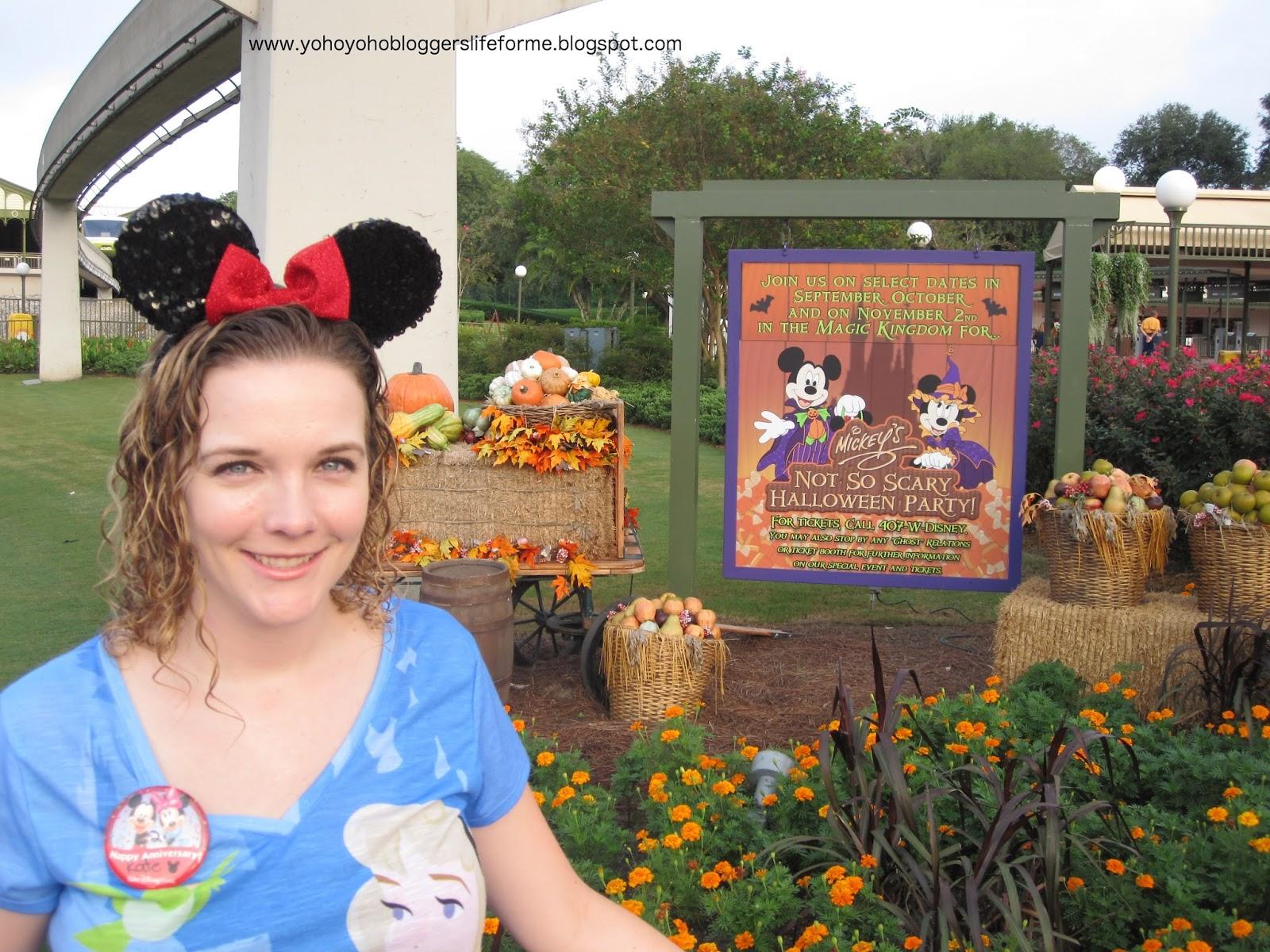 Yo Ho Yo Ho A Blogger's Life For me!: Mickey's Not So Scary ...