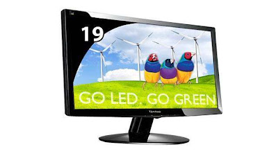 new ViewSonic VA1938w LED Backlit Monitor