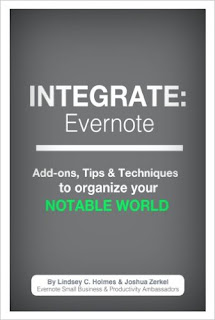 http://www.amazon.com/INTEGRATE-Evernote-Add-ons-Techniques-Organize-ebook/dp/B00C19CJFC
