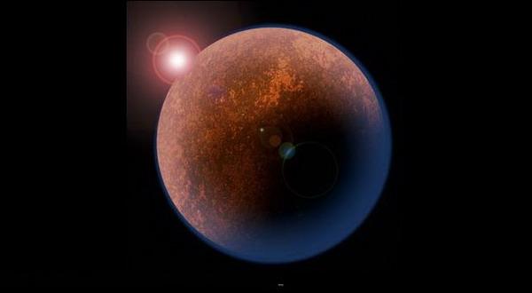 Benarkah Kehidupan di Bumi Berasal Dari Mars