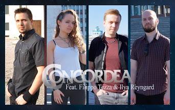 Concordea: Album no Spotify e Bandcamp