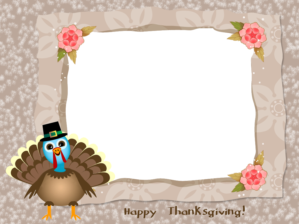 Thanksgiving Day frame   There are 20 festival templates in this ...