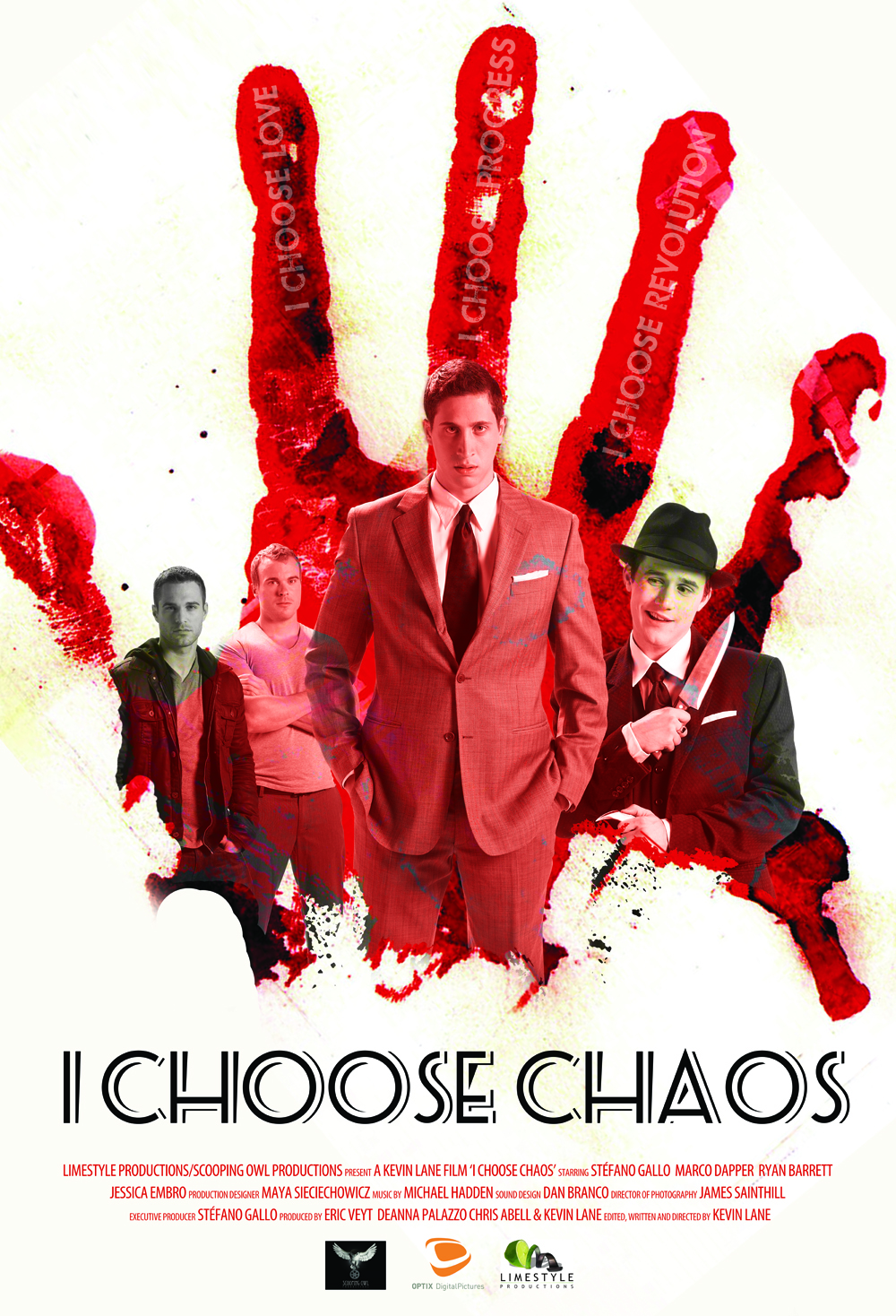 I Choose Chaos movie