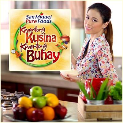 Toni Gonzaga Hosts Cooking Reality Show 'Kwentong Kusina, Kwentong Buhay'
