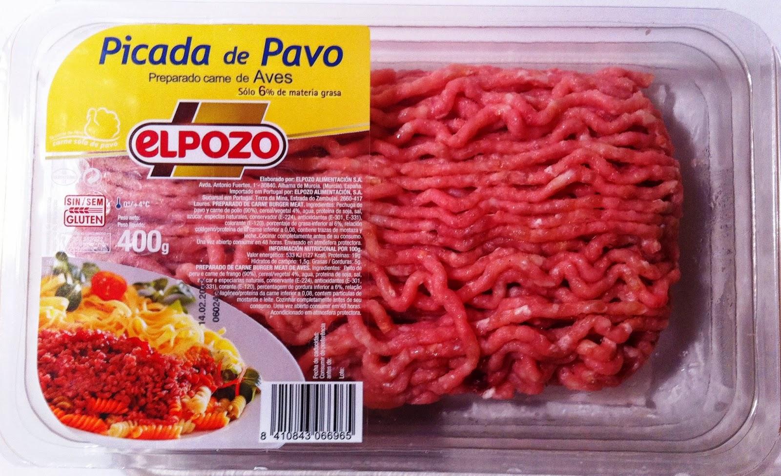 Juanlu venegas la carne picada envasada a veces no es solo carne - Que cocinar con carne picada ...