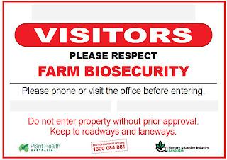 An toàn sinh học trong chăn nuôi bò sữa.