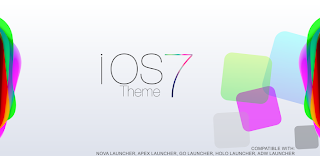 iOs 7 Theme HD Concept 8 in 1 v2