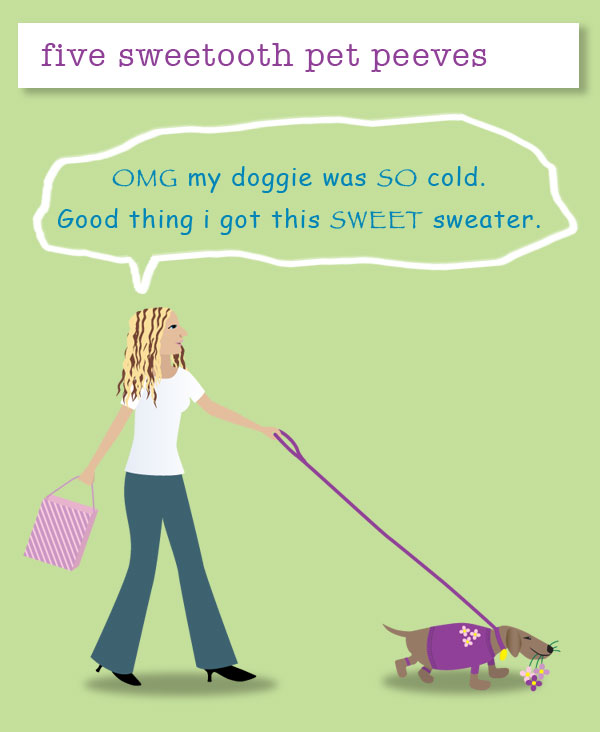 Essay On Pet Peeves