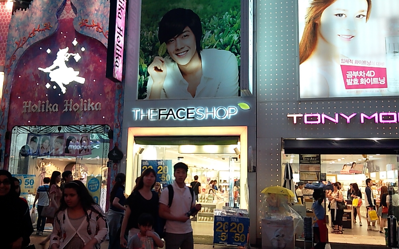 Seoul Fever: Myeongdong Shopping Guide (Part 1)