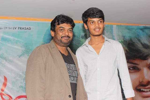 Purijagannadh to launch his son