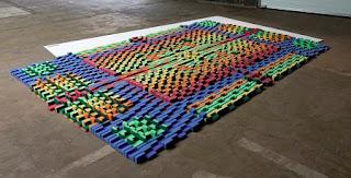 Alfombras Con Materiales Reciclados