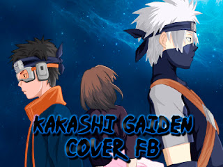 Kakashi Gaiden - Cover FB